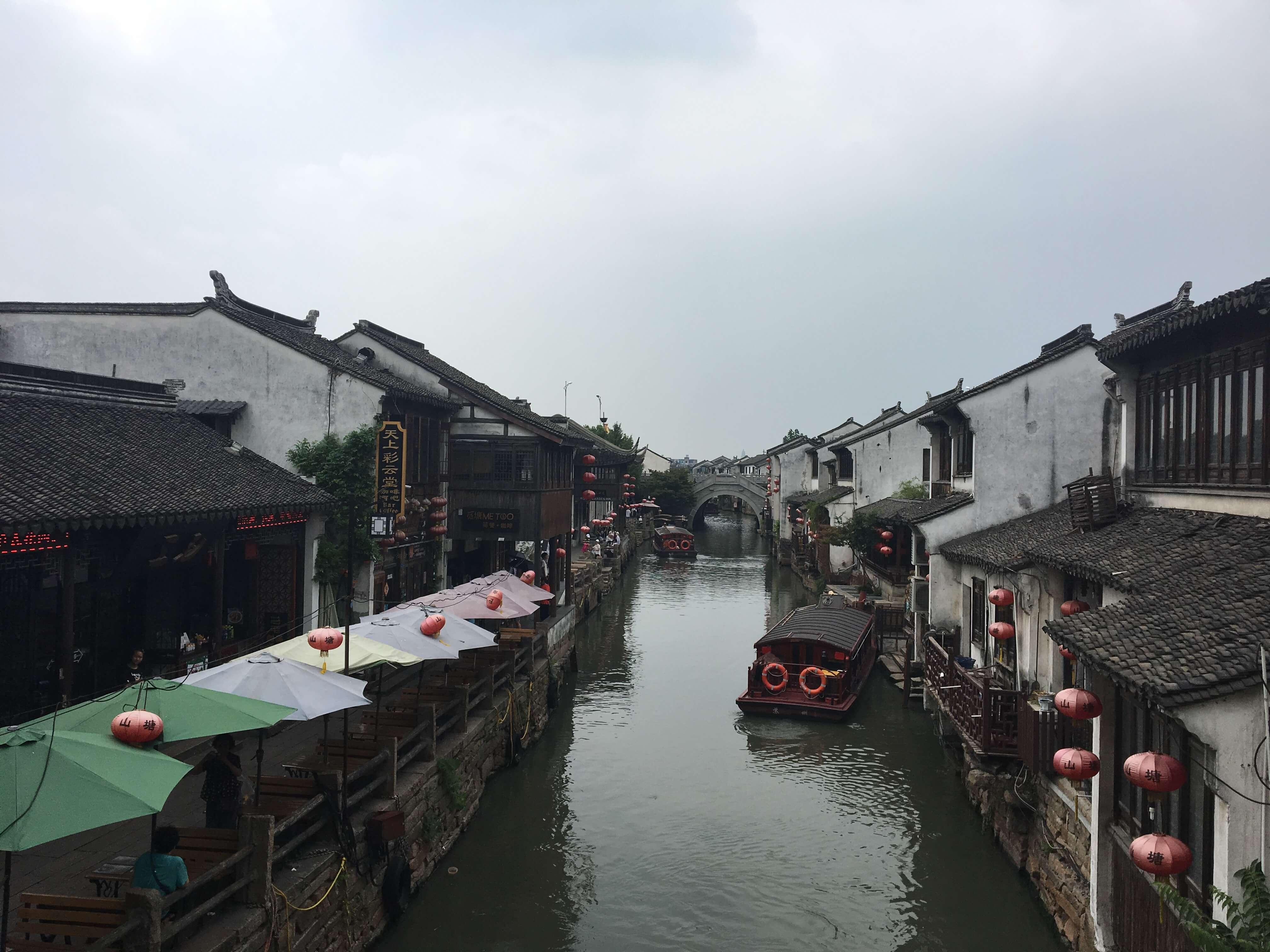 上海-苏州-杭州